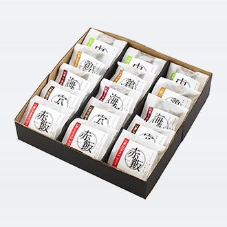 笹ちまき 5種の詰め合わせ(15個入り)